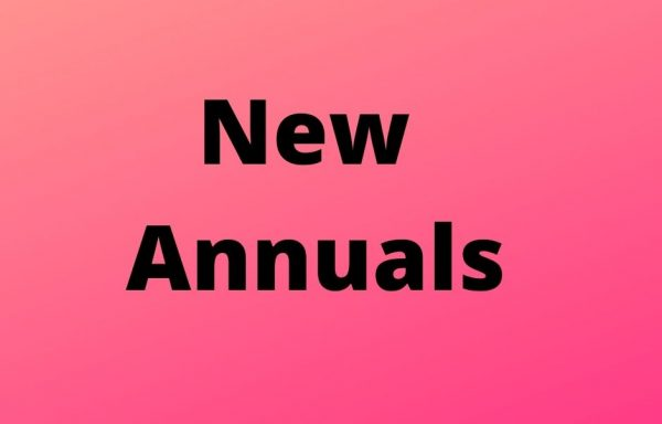 New Annuals